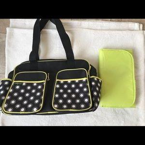 Handbags - Babyboom Diaper Bag NWOT